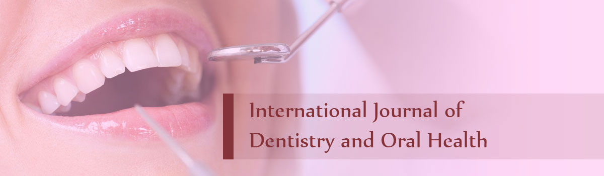 Eudoxie Pepelassi | Dentistry and Oral Health | Sci Forschen Open Access